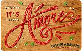 Order Restaurant Gift Cards From Carrabbas Italian Grill